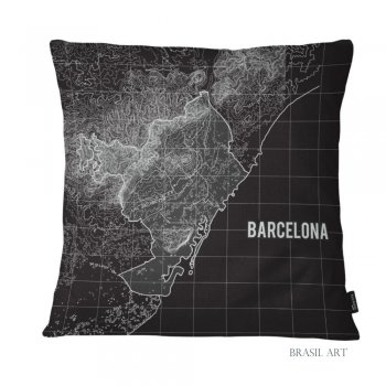Capa de Almofada Barcelona
