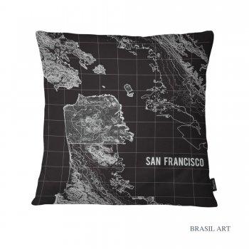 Capa de Almofada San Francisco