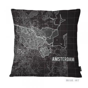 Capa de Almofada Amsterdam