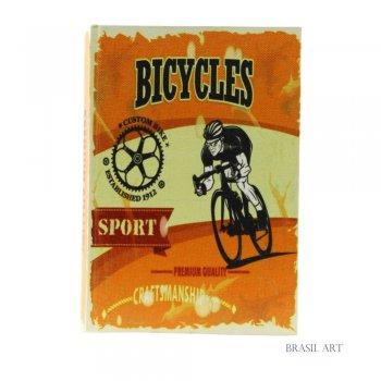 Livro Caixa Bicycles P