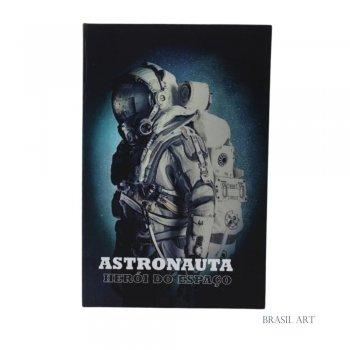 Livro Caixa Astronauta P
