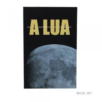 Livro Caixa A Lua P
