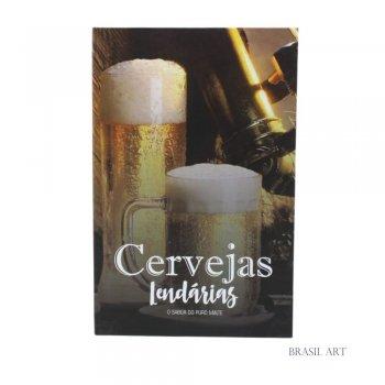Livro Caixa Cervejas Lendárias P