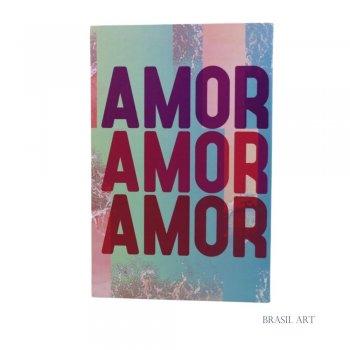 Livro Caixa Amor P