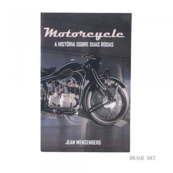Livro Caixa Motorcycle P