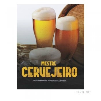 Livro Caixa Mestre Cervejeiro G