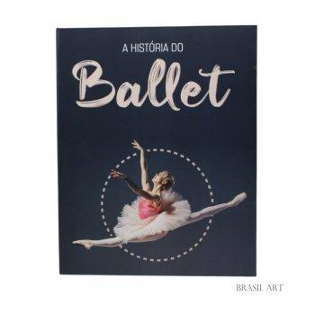 Livro Caixa Ballet G