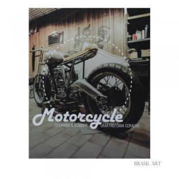 Livro Caixa Motorcycle G