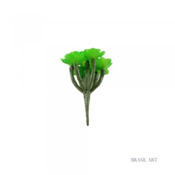 Mini Suculenta Artificial