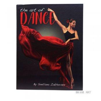 Livro Caixa The Art of Dance G